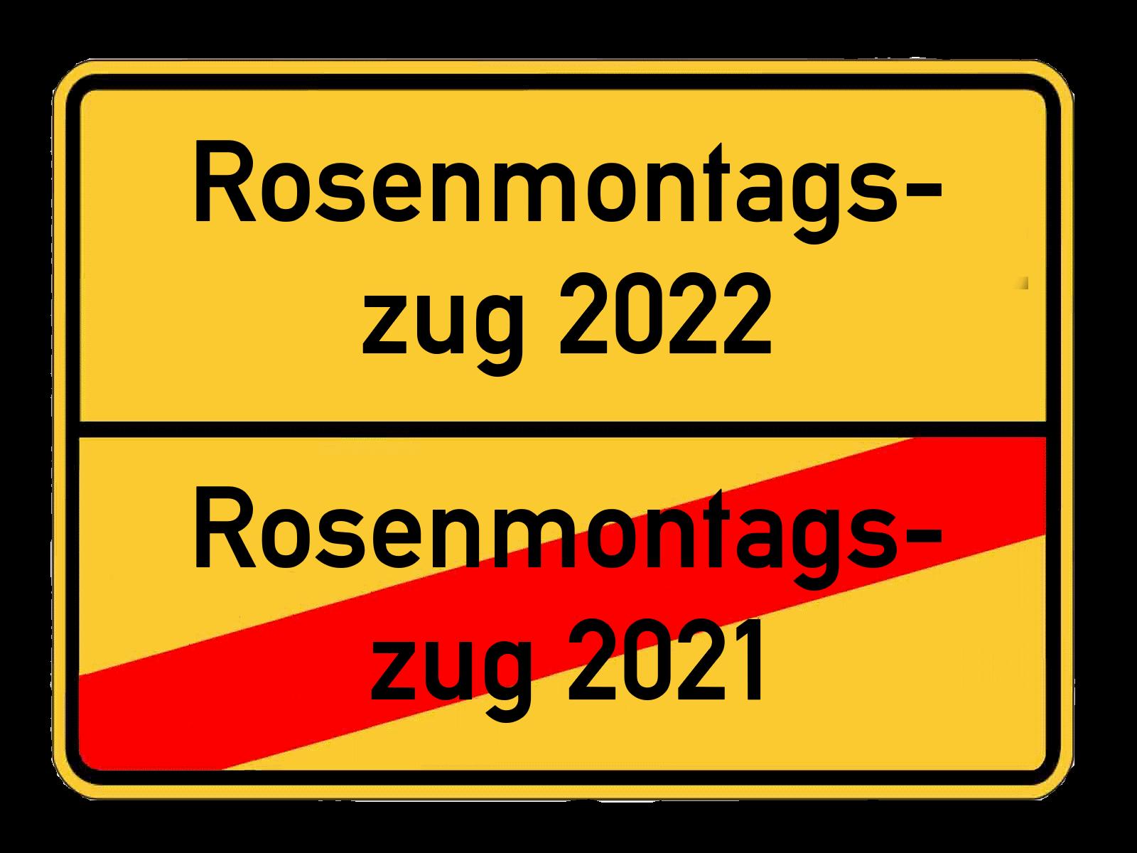 Fastnacht 2021 Rosenmontag