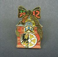 Pin der Kampagne 2012